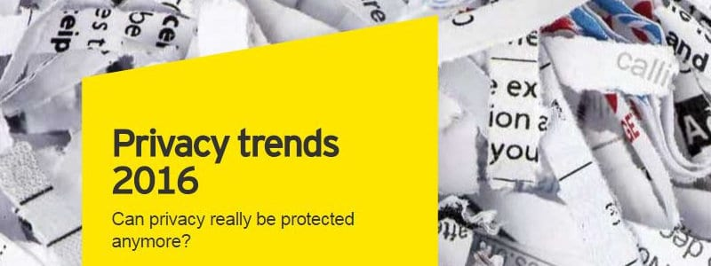 EY privacy trends 2016 review